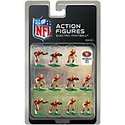 Tudor Games San Francisco 49ers Dark Uniform NFL Action Figure Set