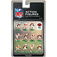 Tudor Games Arizona Cardinals White Uniform NFL Action Figure Set