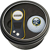 Team Golf Buffalo Sabres Switchfix Divot Tool and Golf Ball Set
