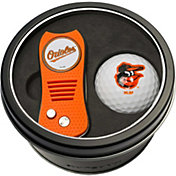 Team Golf Baltimore Orioles Switchfix Divot Tool and Golf Ball Set