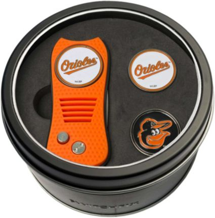 Team Golf Baltimore Orioles Switchfix Divot Tool and Ball Markers Set