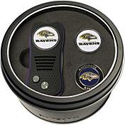 Team Golf Baltimore Ravens Switchfix Divot Tool and Ball Markers Set