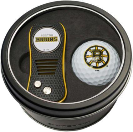 Team Golf Boston Bruins Switchfix Divot Tool and Golf Ball Set