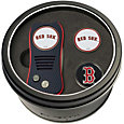 Team Golf Boston Red Sox Switchfix Divot Tool and Ball Markers Set