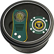 Team Golf Baylor Bears Switchfix Divot Tool and Poker Chip Ball Marker Set