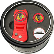 Team Golf Chicago Blackhawks Switchfix Divot Tool and Ball Markers Set