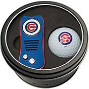 Team Golf Chicago Cubs Switchfix Divot Tool and Golf Ball Set