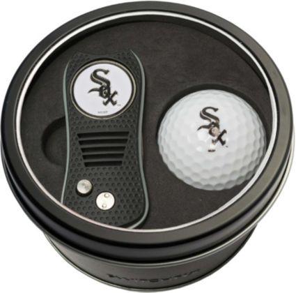 Team Golf Chicago White Sox Switchfix Divot Tool and Golf Ball Set
