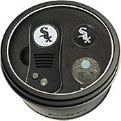 Team Golf Chicago White Sox Switchfix Divot Tool and Cap Clip Set