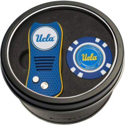 Team Golf UCLA Bruins Switchfix Divot Tool and Poker Chip Ball Marker Set