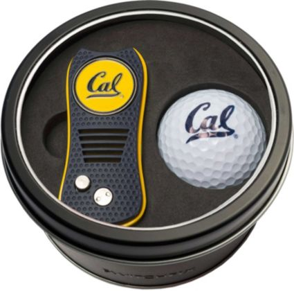 Team Golf Cal Bears Switchfix Divot Tool and Golf Ball Set