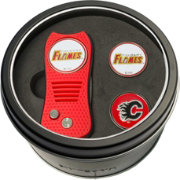 Team Golf Calgary Flames Switchfix Divot Tool and Ball Markers Set