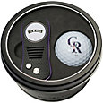 Team Golf Colorado Rockies Switchfix Divot Tool and Golf Ball Set