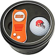 Team Golf Cleveland Browns Switchfix Divot Tool and Golf Ball Set