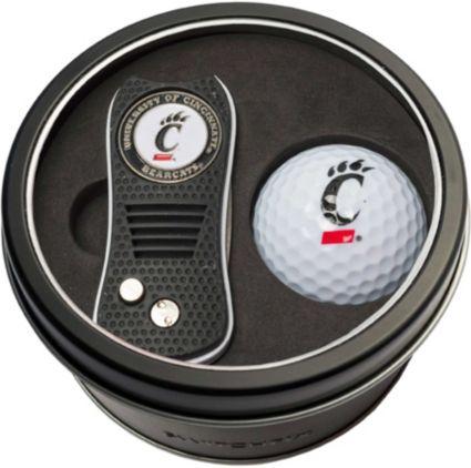Team Golf Cincinnati Bearcats Switchfix Divot Tool and Golf Ball Set