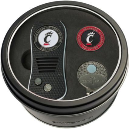Team Golf Cincinnati Bearcats Switchfix Divot Tool and Cap Clip Set