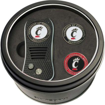 Team Golf Cincinnati Bearcats Switchfix Divot Tool and Ball Markers Set