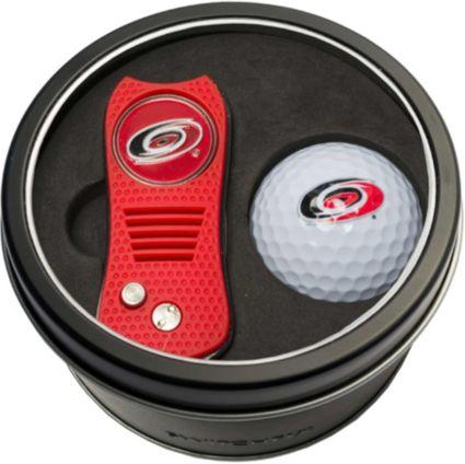 Team Golf Carolina Hurricanes Switchfix Divot Tool and Golf Ball Set