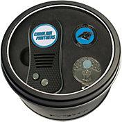 Team Golf Carolina Panthers Switchfix Divot Tool and Cap Clip Set