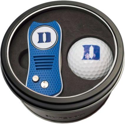 Team Golf Duke Blue Devils Switchfix Divot Tool and Golf Ball Set