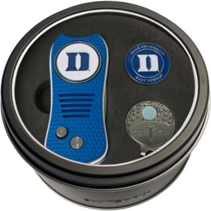Team Golf Duke Blue Devils Switchfix Divot Tool and Cap Clip Set