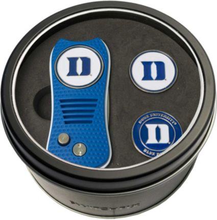 Team Golf Duke Blue Devils Switchfix Divot Tool and Ball Markers Set