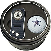 Team Golf Dallas Cowboys Switchfix Divot Tool and Golf Ball Set