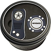 Team Golf Dallas Cowboys Switchfix Divot Tool and Poker Chip Ball Marker Set
