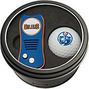 Team Golf Edmonton Oilers Switchfix Divot Tool and Golf Ball Set