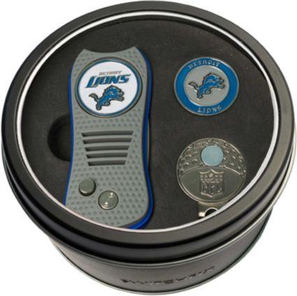 Team Golf Detroit Lions Switchfix Divot Tool and Cap Clip Set
