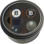 Team Golf Detroit Tigers Switchfix Divot Tool and Cap Clip Set