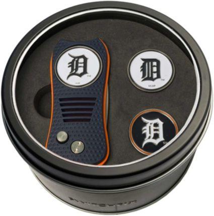 Team Golf Detroit Tigers Switchfix Divot Tool and Ball Markers Set