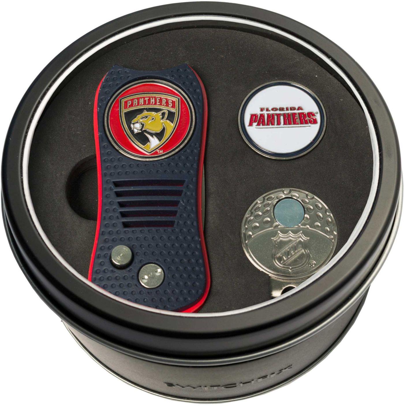 Team Golf Florida Panthers Switchfix Divot Tool and Cap Clip Set