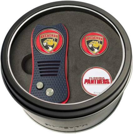 Team Golf Florida Panthers Switchfix Divot Tool and Ball Markers Set