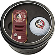 Team Golf Florida State Seminoles Switchfix Divot Tool and Golf Ball Set
