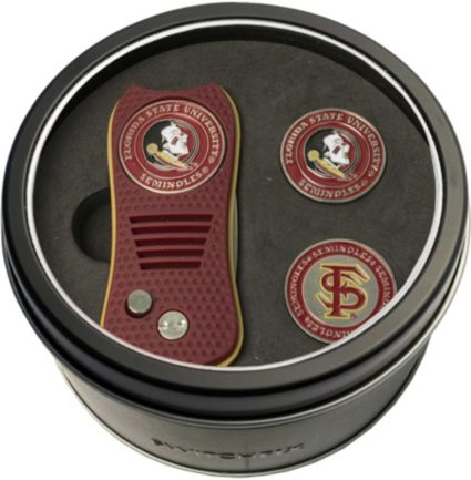 Team Golf Florida State Seminoles Switchfix Divot Tool and Ball Markers Set