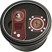 Team Golf Florida State Seminoles Switchfix Divot Tool and Poker Chip Ball Marker Set