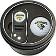 Team Golf Jacksonville Jaguars Switchfix Divot Tool and Golf Ball Set