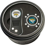 Team Golf Jacksonville Jaguars Switchfix Divot Tool and Poker Chip Ball Marker Set