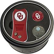Team Golf Oklahoma Sooners Switchfix Divot Tool and Cap Clip Set