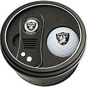 Team Golf Oakland Raiders Switchfix Divot Tool and Golf Ball Set