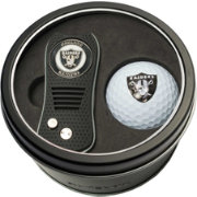 Team Golf Oakland Raiders Switchfix Divot Tool and Golf Ball Set