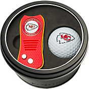 Team Golf Kansas City Chiefs Switchfix Divot Tool and Golf Ball Set