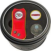 Team Golf Kansas City Chiefs Switchfix Divot Tool and Cap Clip Set