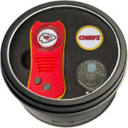 Team Golf Kansas City Chiefs Switchfix Divot Tool and Cap Clip Set