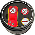 Team Golf Kansas City Chiefs Switchfix Divot Tool and Ball Markers Set