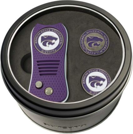 Team Golf Kansas State Wildcats Switchfix Divot Tool and Ball Markers Set
