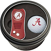 Team Golf Alabama Crimson Tide Switchfix Divot Tool and Golf Ball Set