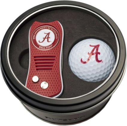 Team Golf Alabama Crimson Tide Switchfix Divot Tool and Golf Ball Set