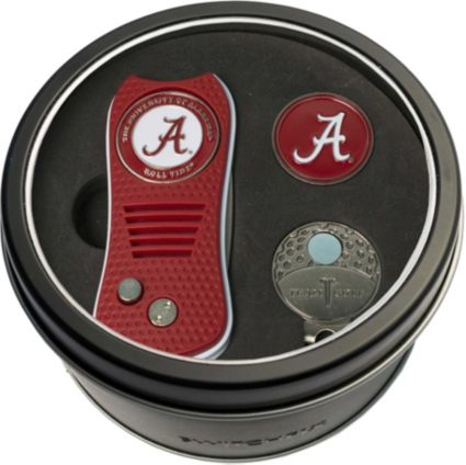 Team Golf Alabama Crimson Tide Switchfix Divot Tool and Cap Clip Set